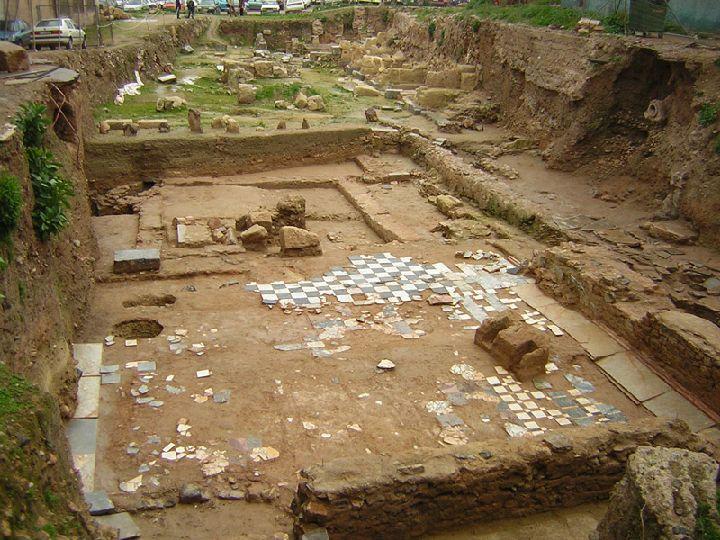 Curia Carthago Nova